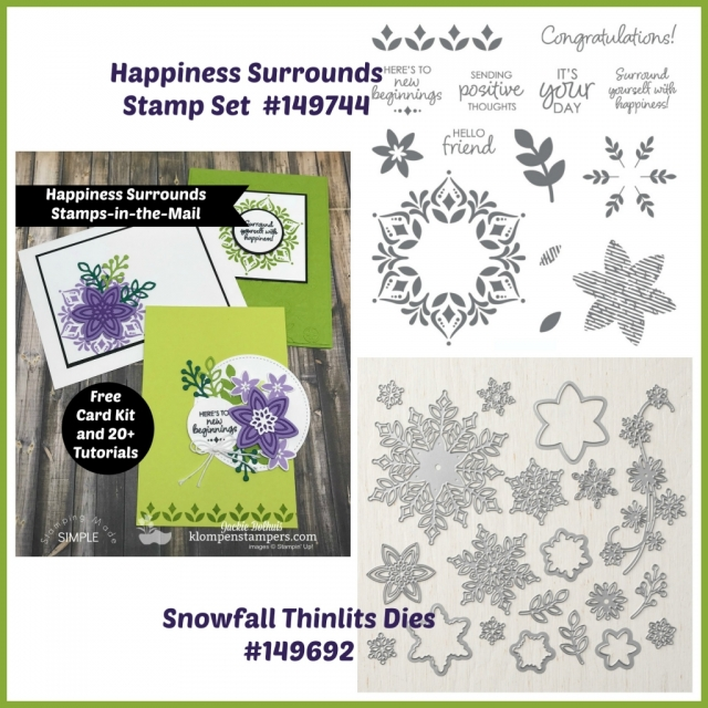 Last day for November 2018 Free Card Kits with purchase-www.klompenstampers.com- Jackie Bolhuis offers lots of cardmaking and paper crafting tutorials. Visit today to learn more. #cardmakingkits, #greetingcards, #jackiebolhuis, #klompenstampers,