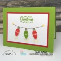 Making Christmas Bright Christmas-Card