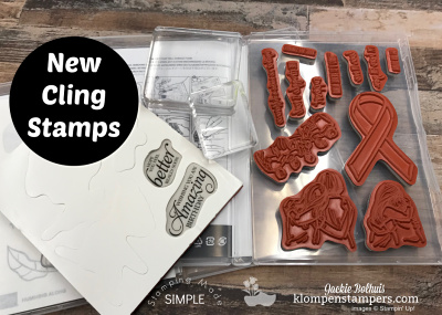 Here's the Scoop on Cling Stamps