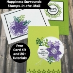 Free Card Making Kit & Tutorials With New Products