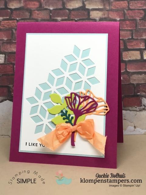Handmade cards by Jackie Bolhuis