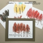 No-Blunder-Card-Technique-on-Handmade-Fall-Card-with-Colorful-Trees