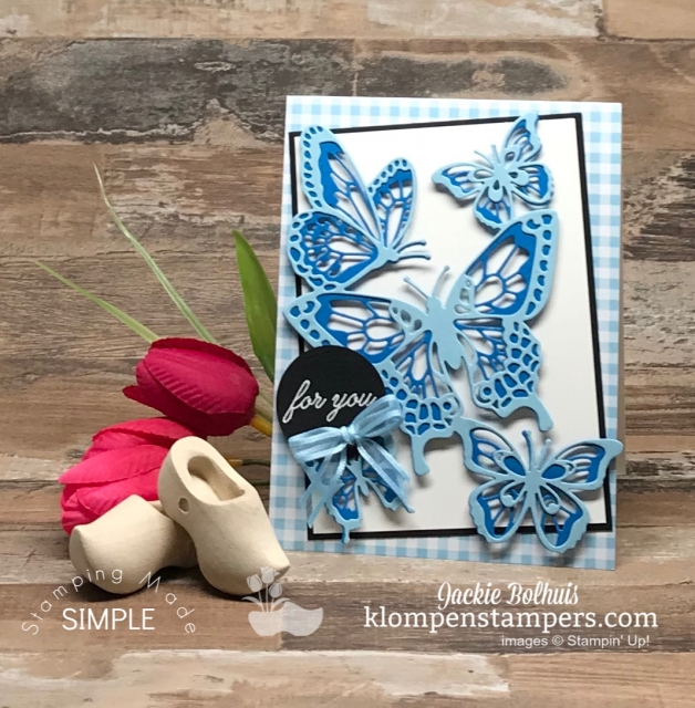 Using Die Cuts for a WOW Factor on Greeting Cards