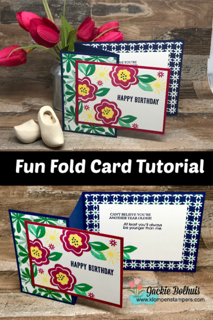 Fun Fold Cards on Pinterest