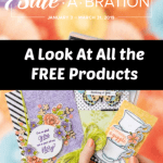 Fabulous FREEBIES to Check Out During 2019 Sale-A-Bration