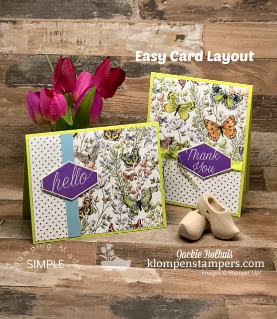Easy-Handmade-Cards-with-Butterfly-Designer-Paper-by-Jackie-Bolhuis