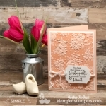 Simple Embossing Technique You'll LOVE for Easy Cards