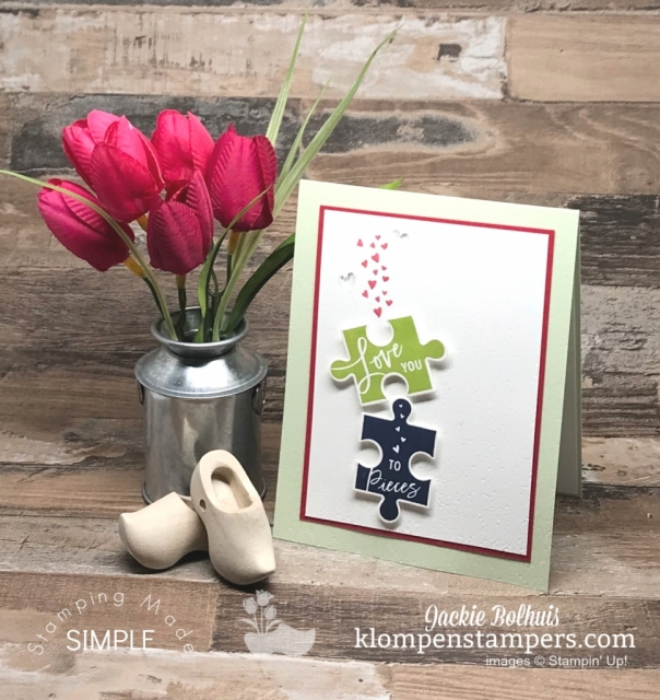 Love-You-to-Pieces-Greeting-Card-in-Navy-Blue-and-Bright-Green