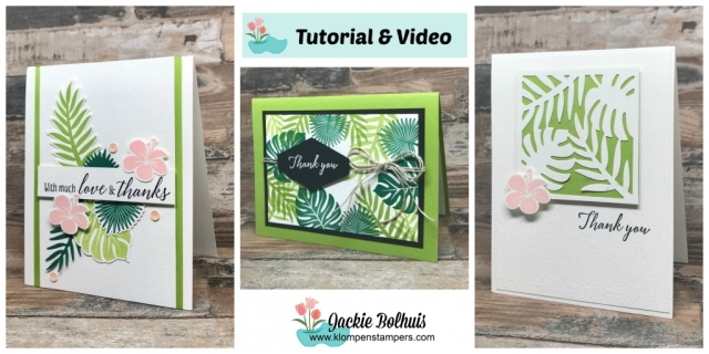 Stampin-Up-Tropical-Chic-Bundle-Video-and-Tutorials