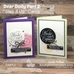Simple Stamping Stepped Up Greeting Cards You'll Love