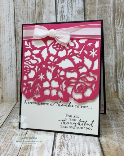 Stampin' Up! Floral Phrases Throwback Thursday