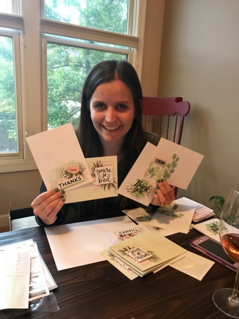 Easy Card Kits with Jackie Bolhuis that Jesi Made