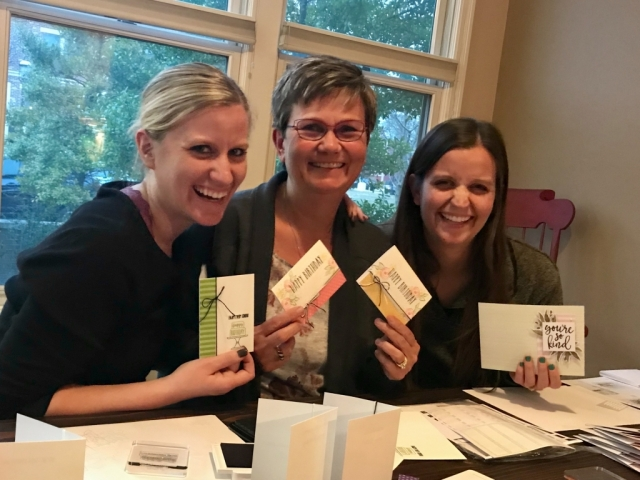SIP-Stamping-with-my-Girls-is-the-Best