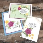 Handmade Cards You Can Make in a Simple Stamping Style