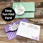 Fun Fold Card You Can Make Quick & Easy