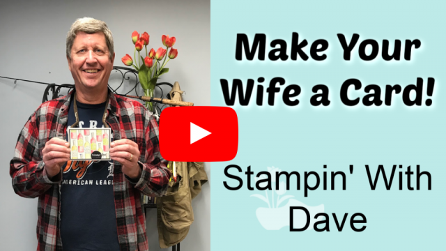 Husbands-How to Make Your Wife A Handmade Card