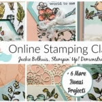 Announcing: An Online Stamping Class Preview Not to Miss