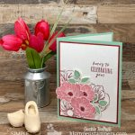 How to Make a Complementary Colors Coach Tool + A Fun Card