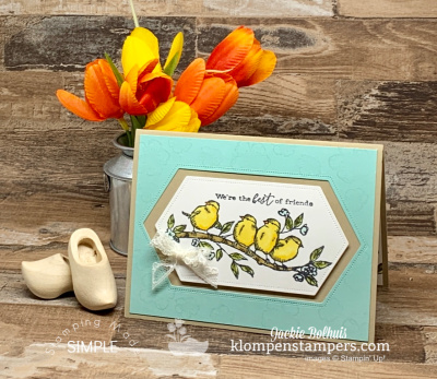 You'll Want to See One of My Favorite New Stamp Sets