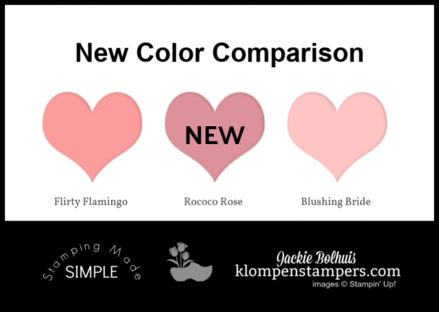 stampin-up-rococo-rose-flirty-flamingo-blushing-bride-color-comparision