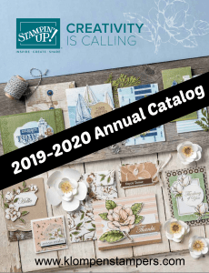 Stampin-Up-Catalog-2019-2020