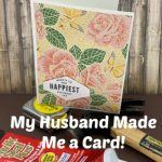 Greeting Card Video: Watch Dave Conquer Stamping a Card