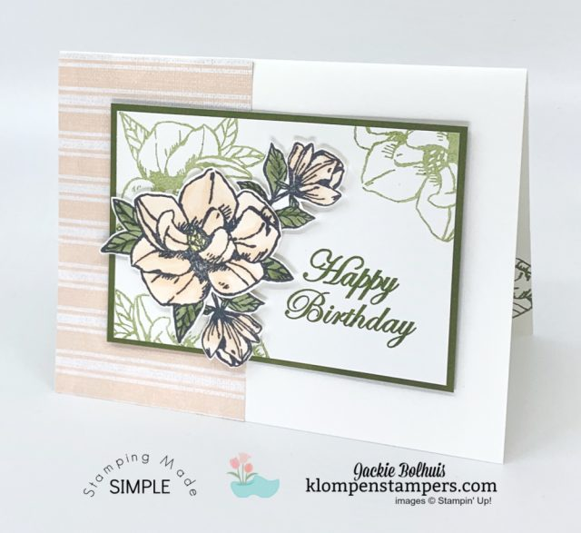 Make-Greeting-Cards-Quickly-With-Stampin-Up-Magnolia-Blooms