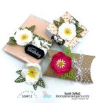 How to Make Paper Flowers + Great Gift Packaging Ideas