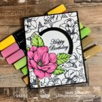 Birthday Greeting For A Friend That Will WOW Her | Window Card Tutorial