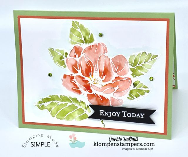 Simple-Watercolor-Cards-Coloring-Inside-Embossed-Image