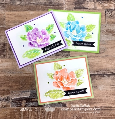 1 Big Reason to Love Simple Watercolor Cards