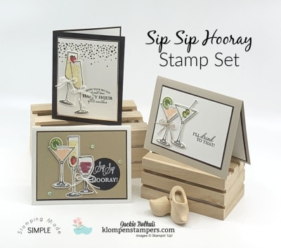 A Celebration Card that Will Have You Singing Sip Sip Hooray!