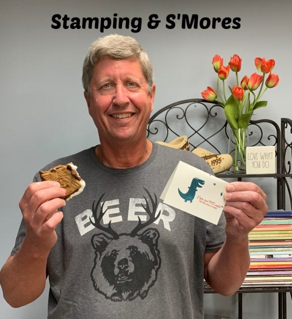 Stamping-Fun-with-Dave-Bolhuis-Klompen-Stampers