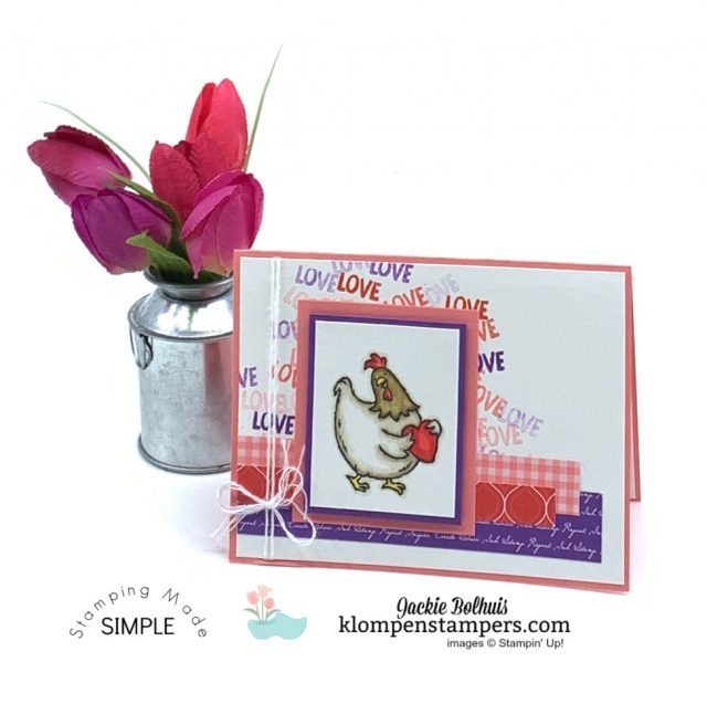 Coloring-Adorable-Greeting-Cards-Handmade-Valentine-Card-Chicken-Holding-Heart
