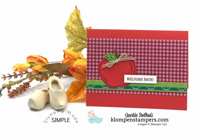 4-Card-Designs-with-One-Paper-Punch-Welcome-Back-Greeting-Card
