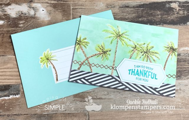 Versatile-Cards-Thank-You-Card-with-Palm-Trees-and-Black-and-Gold-Accents