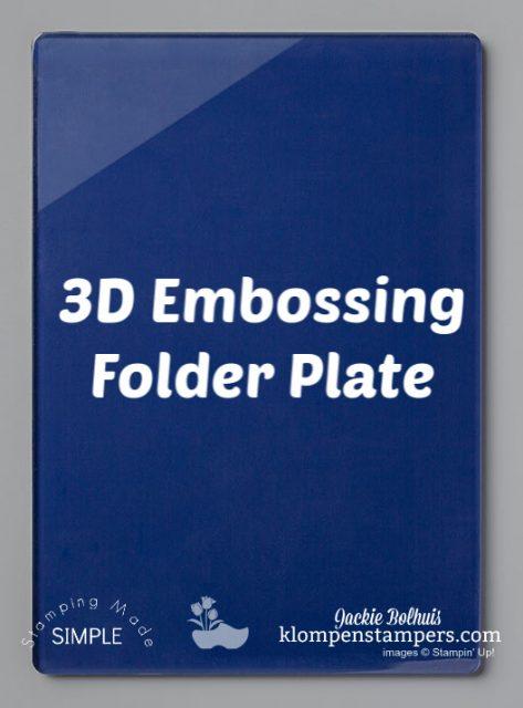 3D-Embossing-Folder-Plate