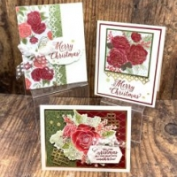 Make Elegant Homemade Christmas Cards