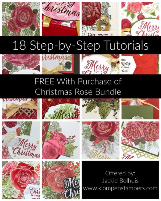 Free- Card-Making-Tutorials-with-Purchase-Christmas-Rose-Bundle