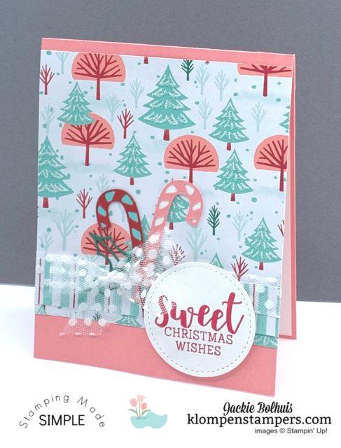 Easy-DIY-Christmas-Cards-Handmade-Sweet-Christmas-Wishes-Greeting