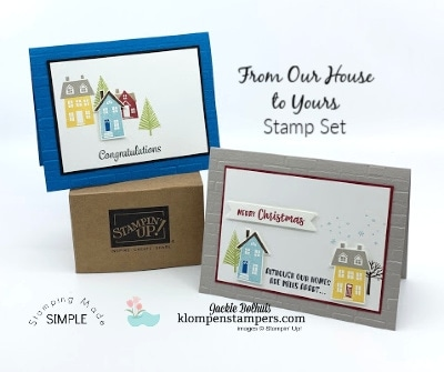 Must-See Card Making Fun with 1 Stamp Set