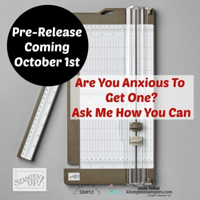 New-Stampin-Paper-Trimmer-Coming-Soon