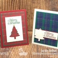 How to Make Simple Christmas Cards Quickly & On Budget