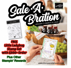 Sale-a-Bration-2020-Earn-Free-Products