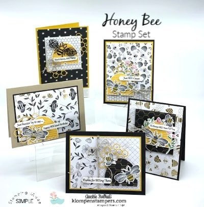 Bee Impressed Greeting Cards!  These Are All The Buzz