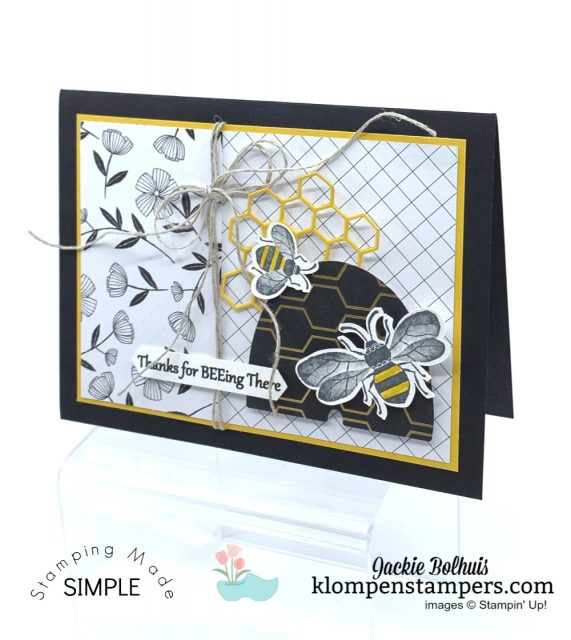 Bee-Impressed-Greeting-Card-Thanks-for-Being-There