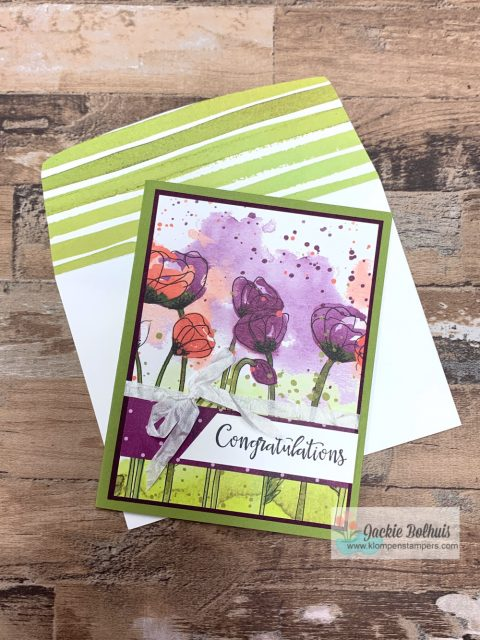 Beautiful-Greeting-Cards-Handmade-Congratulations-Card-with-Poppies