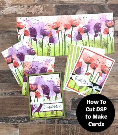 WOW! The Most Beautiful Greeting Cards Made FAST!