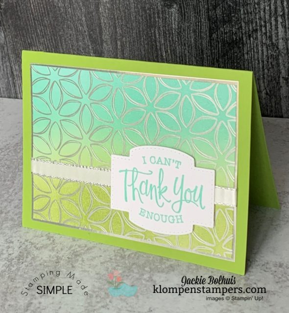 sponging-technique-on-foil-accent-paper-for-beautiful-handmade-card-background