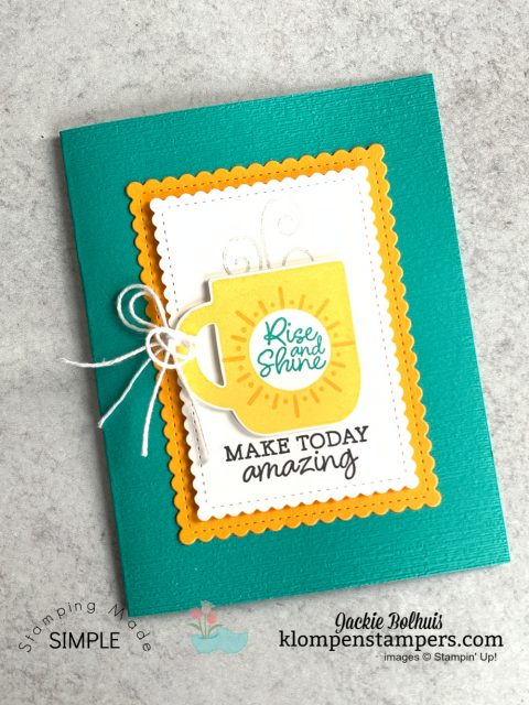 Double-delight-card-ideas-simple-diy-card-rise-and-shine-greeting